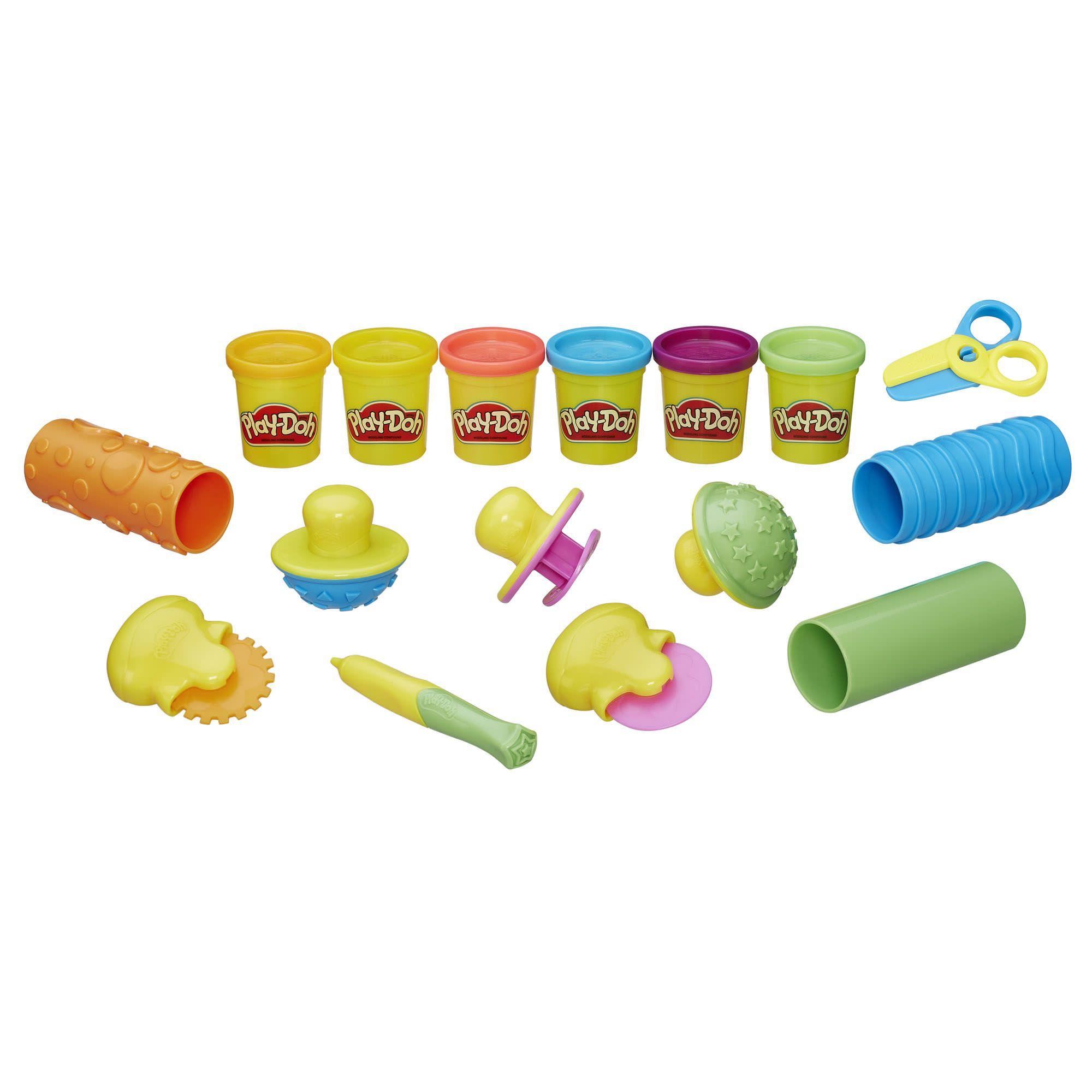 Play-Doh Aprendizado Sensorial Hasbro