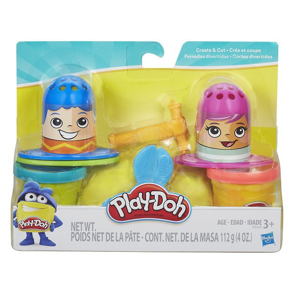 PLAY DOH PLAYSET CABELO MALUCO