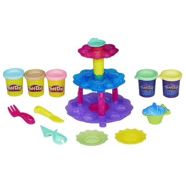 Play-Doh Torre de Cupcakes