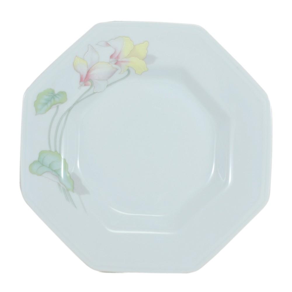 Prato Fundo de Porcelana 24cm Encanto Schmidt