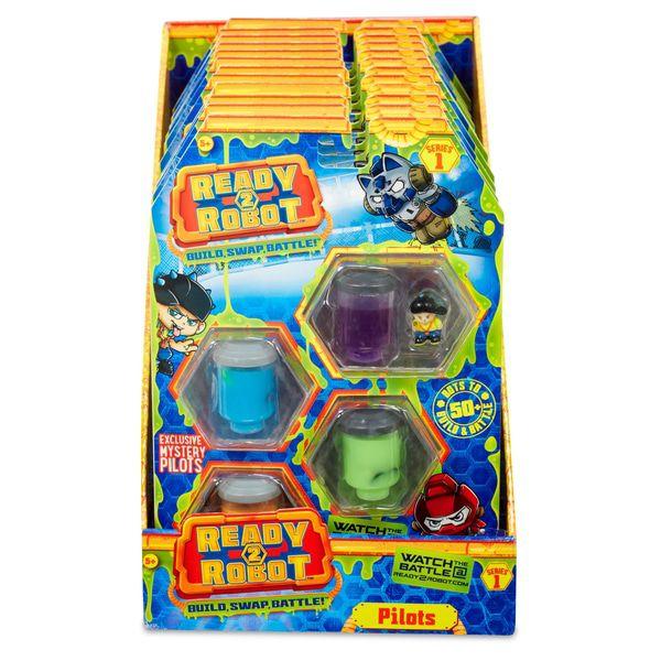 Ready2Robot Pilots