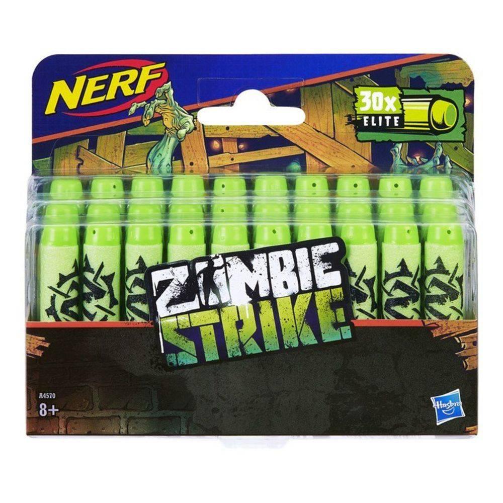 Refil Nerf Zombie Dardos