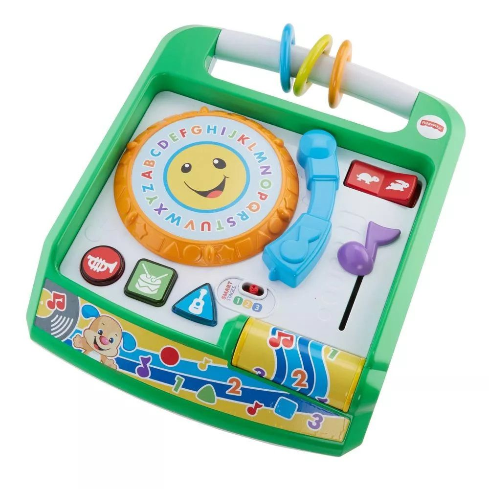 Remix do Cachorrinho Aprender & Brincar Fisher-Price
