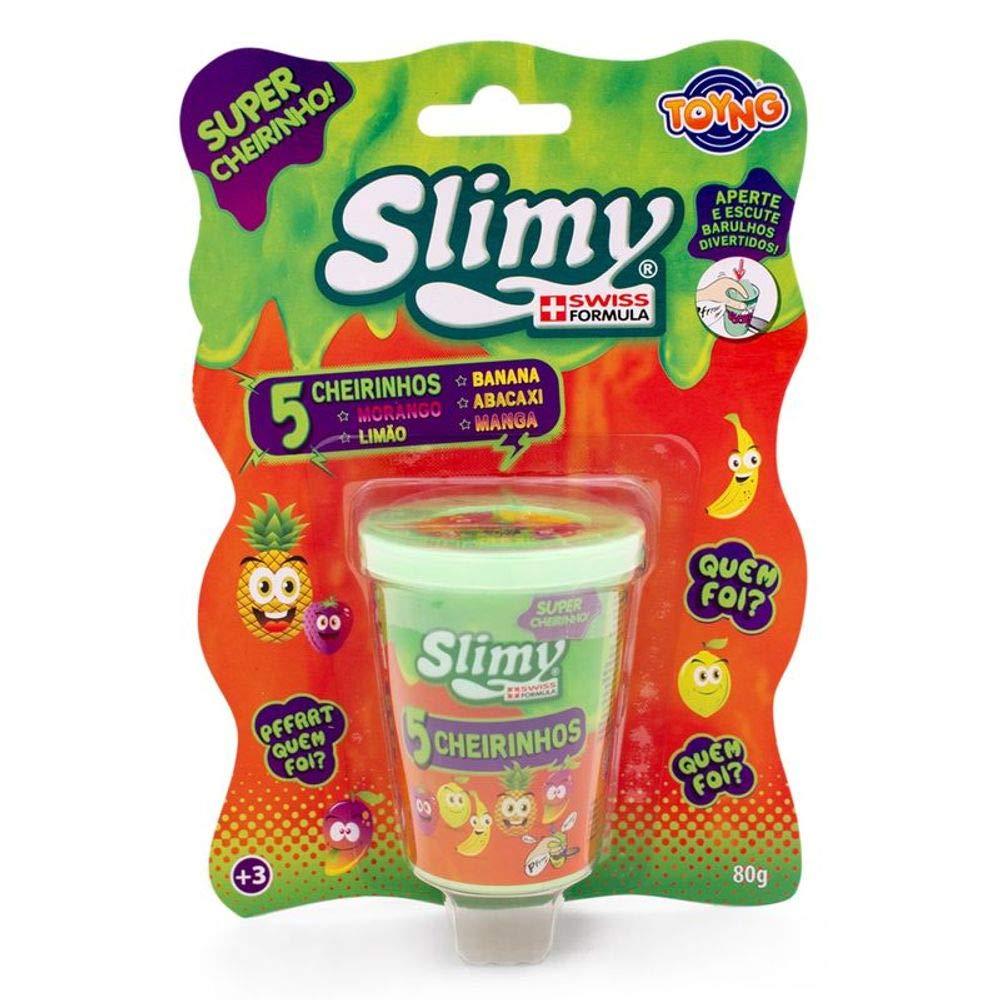 Slimy Cheirinho De Frutas Sortidos Toyng