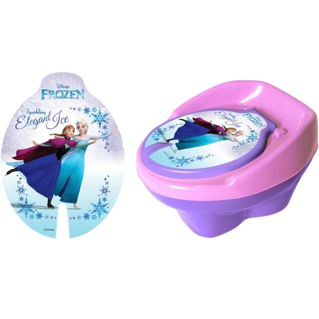 Troninho Frozen Elegant Ice Disney