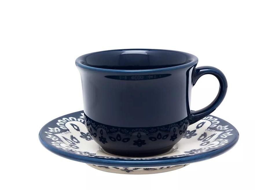 Xícara de Chá com Pires Daily Oxford