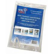 Refil Plástico Protetor Descartável Termoceras Com 6 Folhas