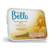 Cera Depilatória Mel 1kg Depil Bella