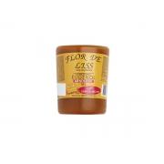 Cera para Depilação Quente Anestésica Mel 200g Flor de Lis