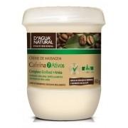 Creme De Massagem Cafeína 7 Ativos Complexo Ecofloral 650g