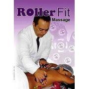 Dvd Roller Fit Massagem com Luvas de Esferas