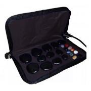 Kit para Massagens Com Pedras Quentes Novabelleza