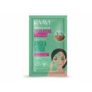 Máscara Facial Reguladora Argila Verde