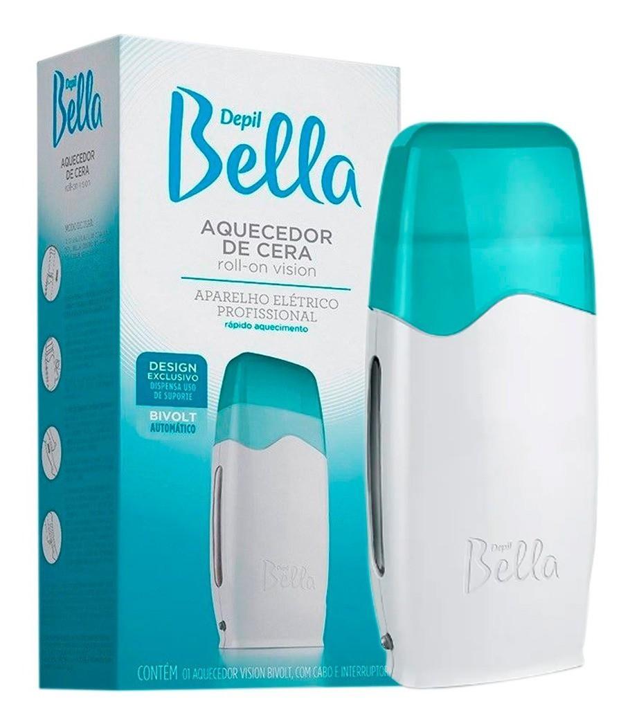Aquecedor de Cera para Depilação Roll-on Depil Bella