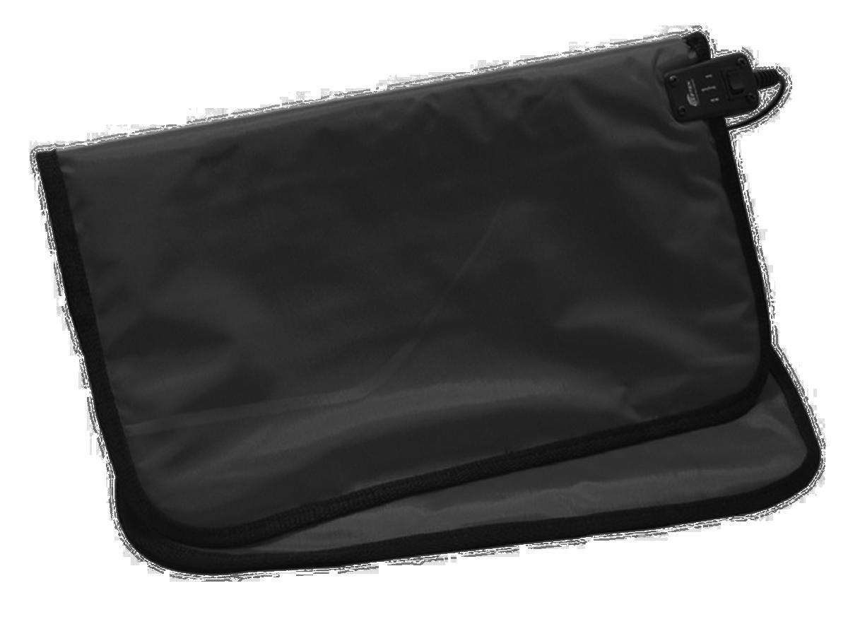 Bolsa Aquecedora de Pedras para Massagem 220 Preta