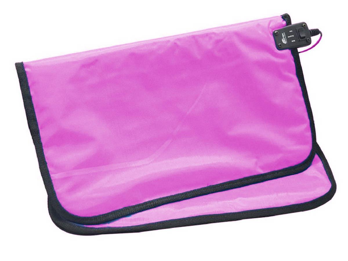 Bolsa Aquecedora de Pedras para Massagem 220 V Rosa