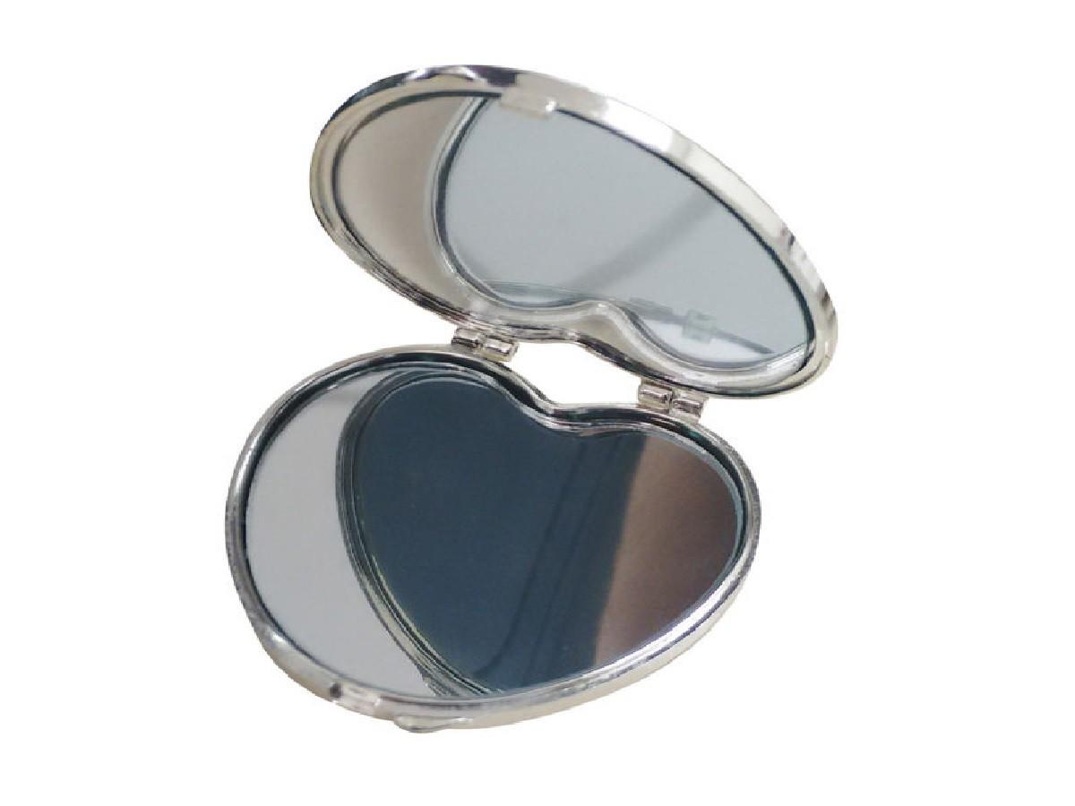 Espelho de Bolsa Duplo Santa Clara