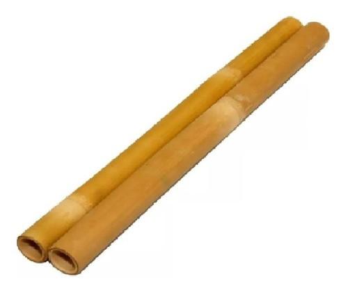 Kit Bambus para Massagem 2 Peças 50 cm