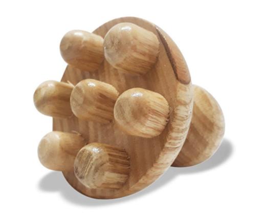 Kit Maderoterapia para Massagens