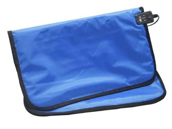 Kit para Massagem com Pedras Quentes Azul 220 Volts