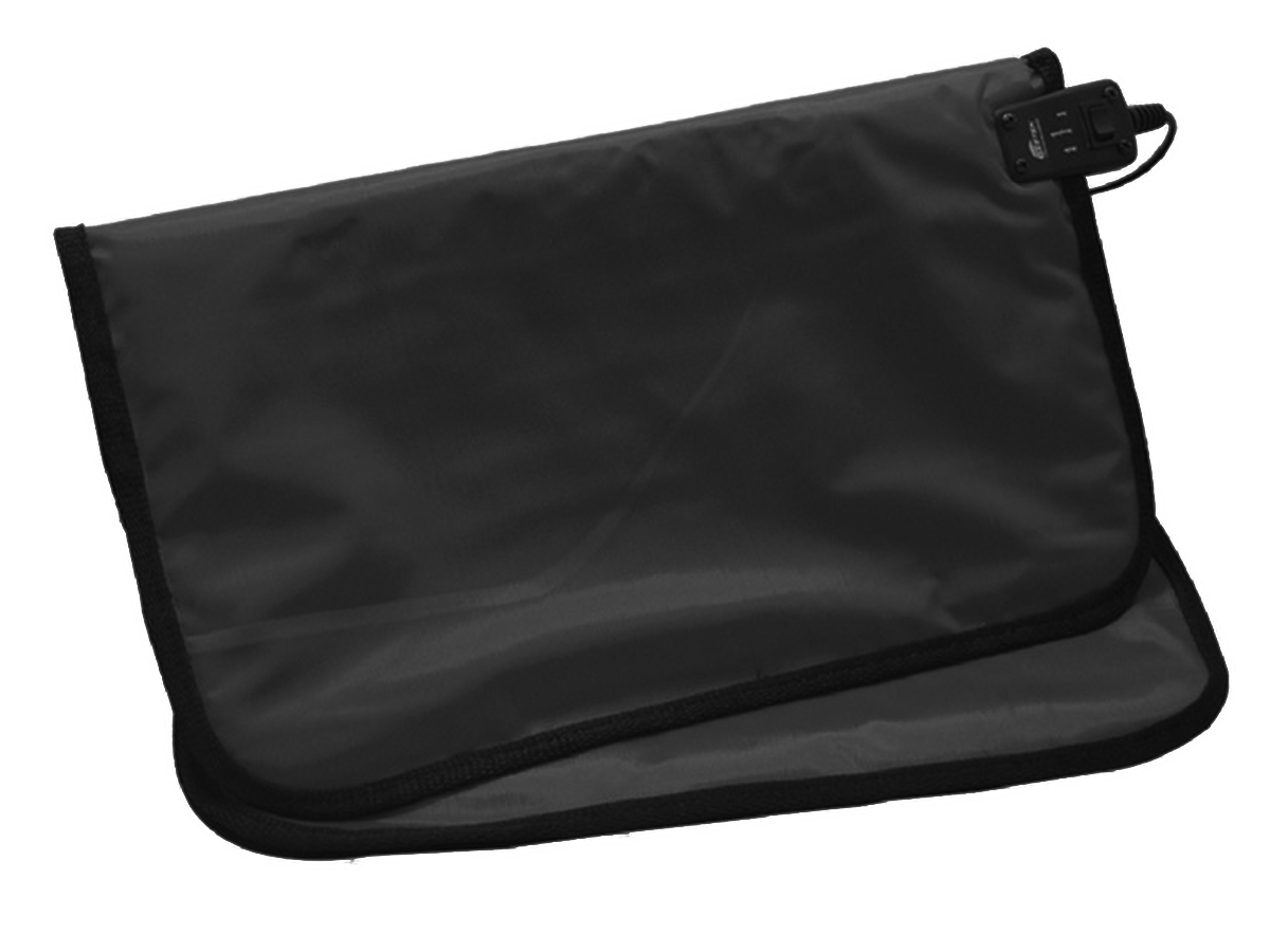Kit para Massagem com Pedras Quentes Preto 110 Volts