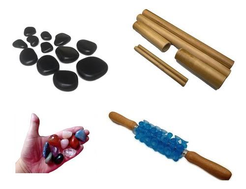 Kit para Massagem Estética Modeladora