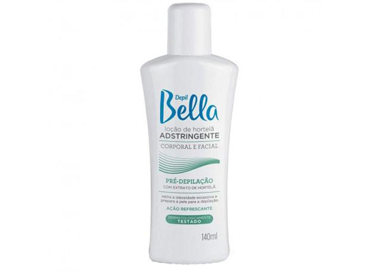 Loção Adstringente Pré Depilação 140 ml Depil Bella