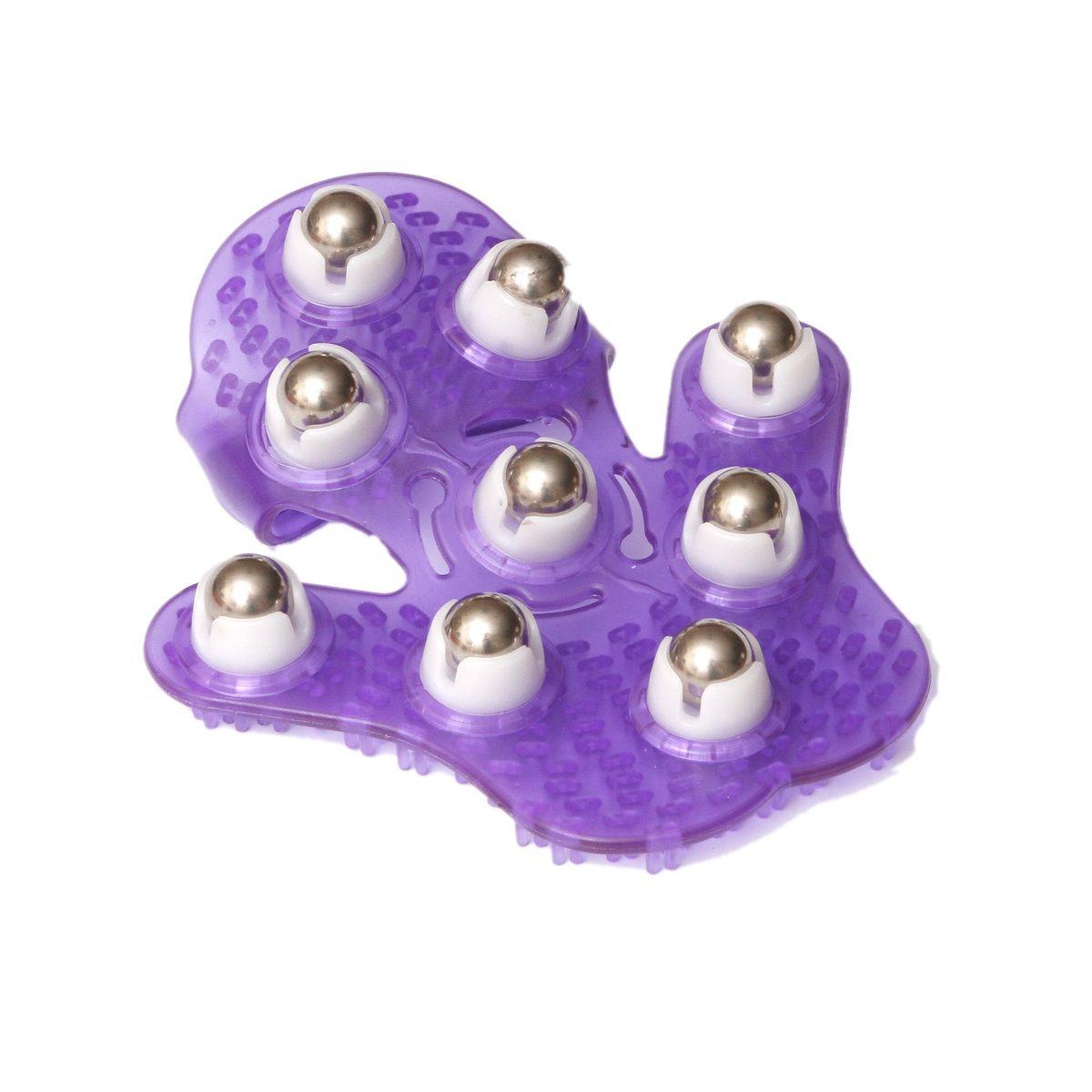 Luva para Massagem com Esferas Gianini´s