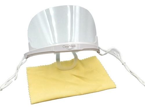 Máscara Protetora Salivar para Estética 3 unidades  Estek