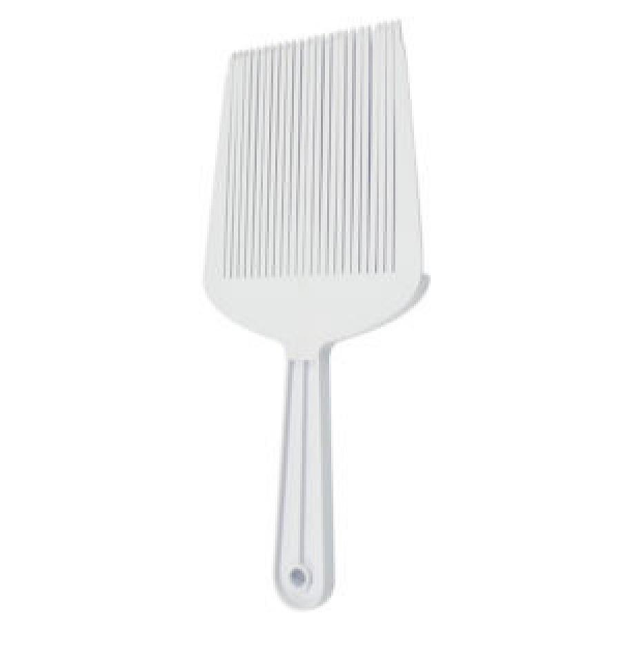 Pente Flattopper para Corte Quadrado Afro Nivelador Santa Clara