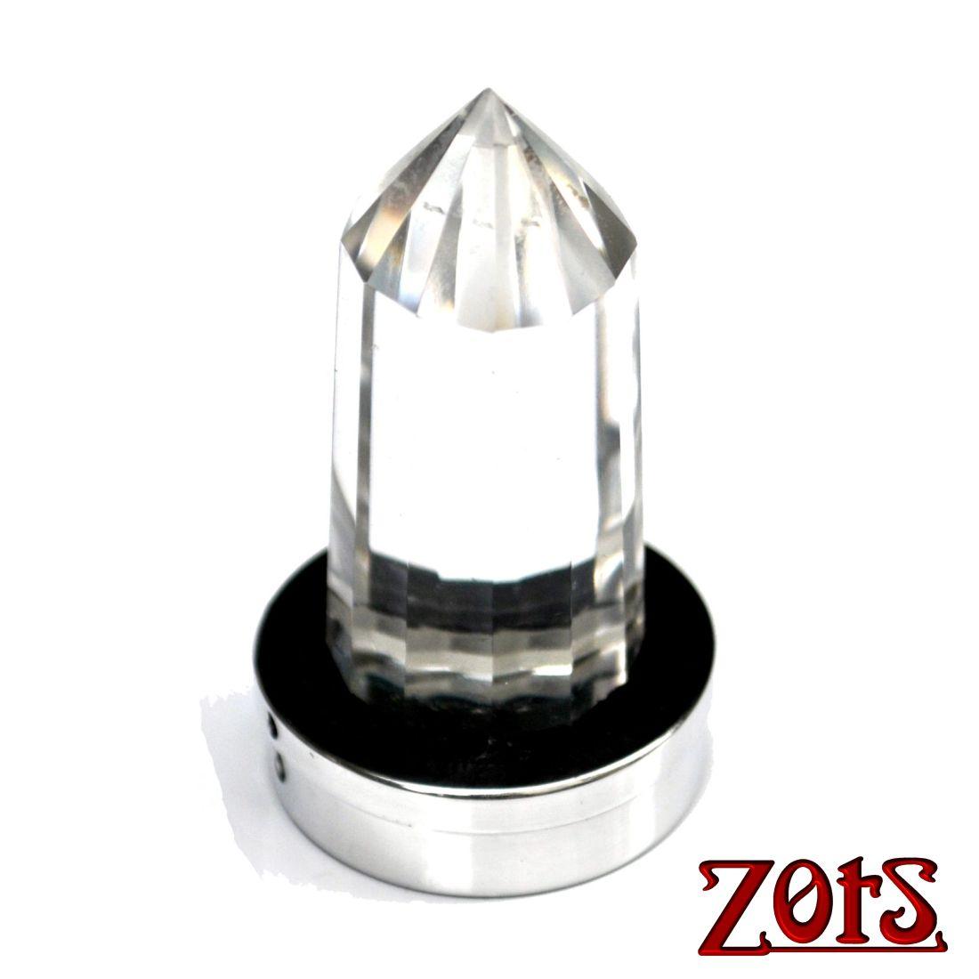 Ponta de Cristal Voguel para Bastão Cromático Zots
