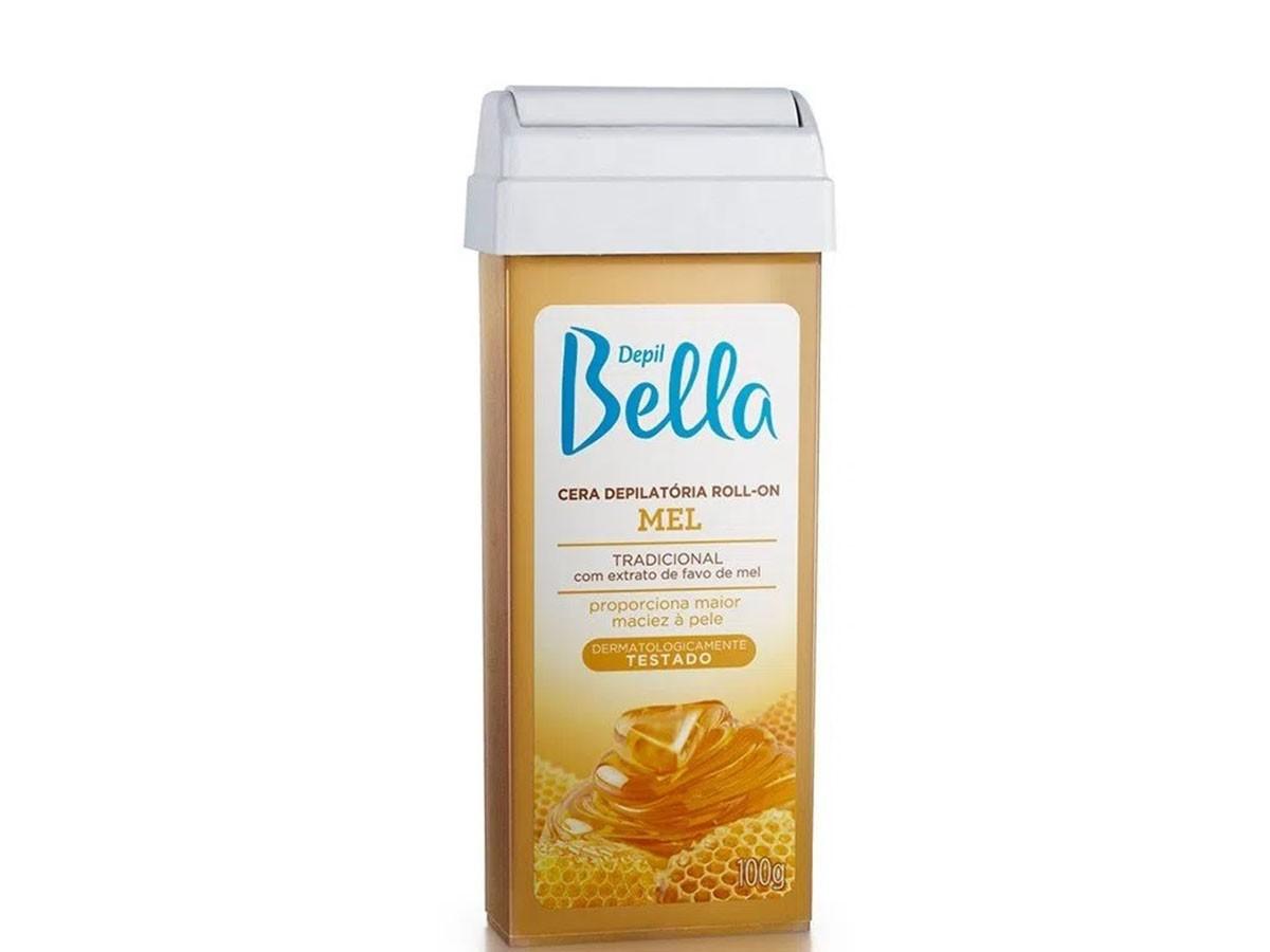 Refil de Cera para Depilação Roll-on Mel Depil Bella