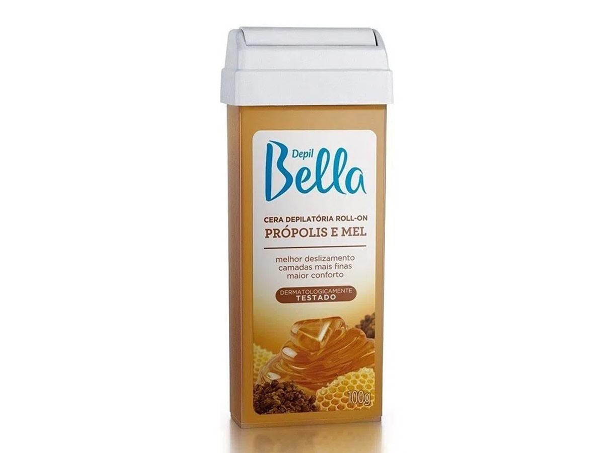Refil de Cera para Depilação Roll-on Própolis Depil Bella
