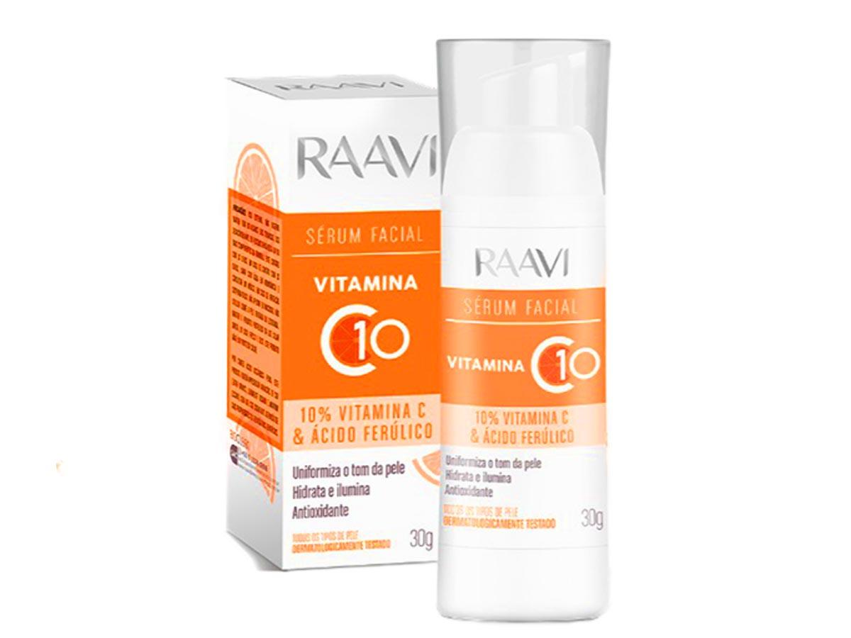 Sérum Facial Vitamina C10  Raavi