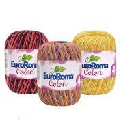 Barbante EuroRoma Colori Mesclado N°4 100g