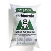 Fibra de Enchimento Siliconada Dois M Têxtil - Pet Fibra