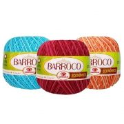 Barbante Barroco Multicolor 100g
