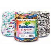 Fio de Malha EuroRoma Estampado 1kg