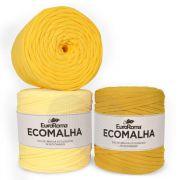 Fio EcoMalha Tons de Amarelo