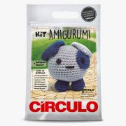Kit Amigurumi Cachorrinho - Círculo