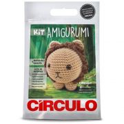 Kit Amigurumi Leão - Círculo