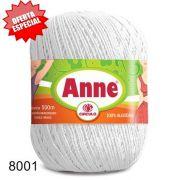 Linha Anne 500 Círculo Branca 147g