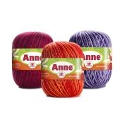 Linha Anne 500 Círculo Multicolor 147g