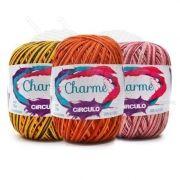 Linha Charme Círculo Multicolor 150g