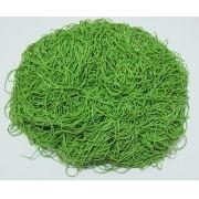 Tira de Macarrão/Espaguete 1kg Verde