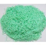Tira de Macarrão/Espaguete 1kg Verde Água Claro