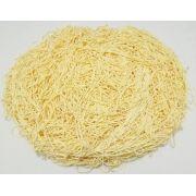 Tira de Macarrão/Espaguete 820g Amarelo Claro