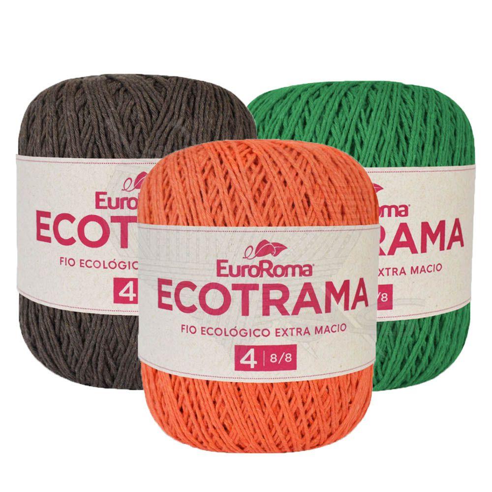 Barbante Ecotrama EuroRoma 200g