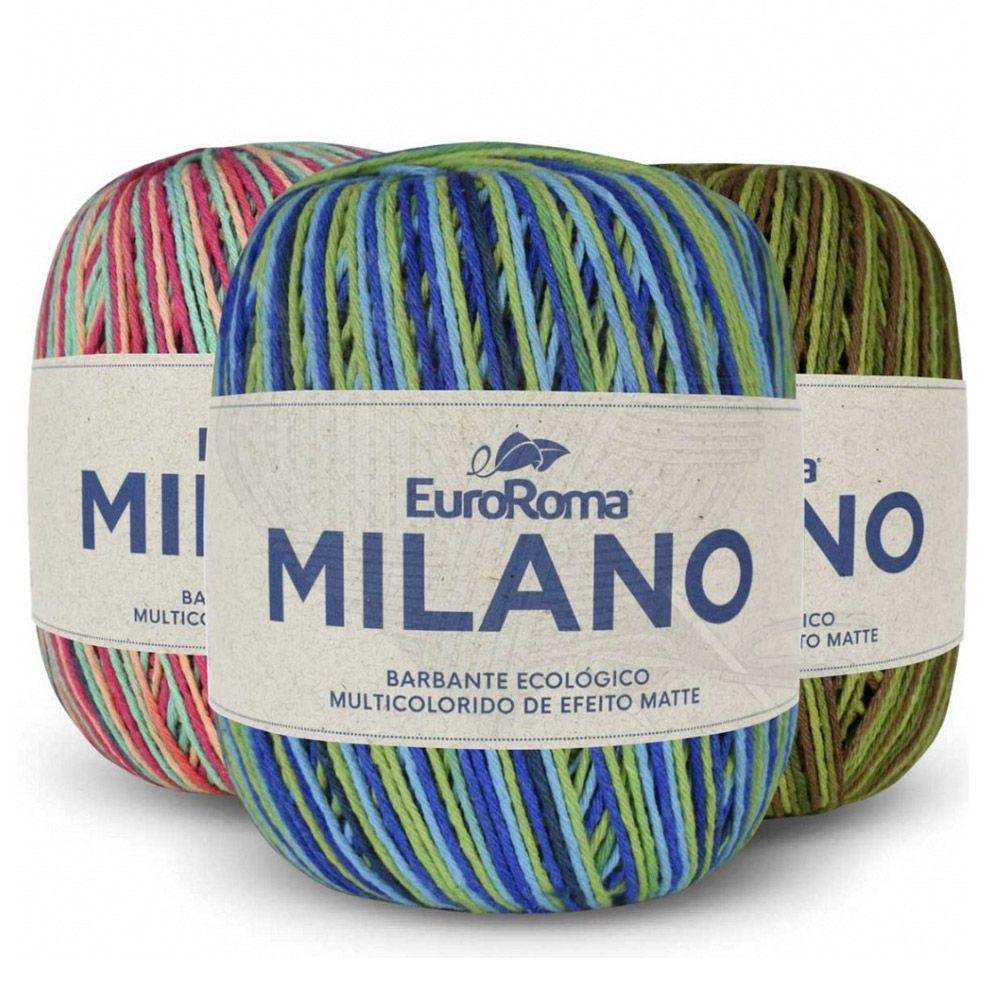 Barbante EuroRoma Milano N°6 200g