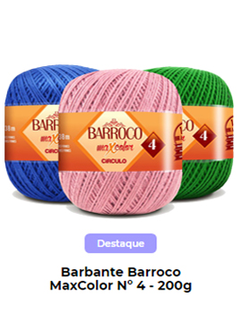 Barbante Barroco